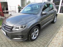 "Volkswagen Tiguan 2.0 TDI 4Motion DSG ""R-LINE"""