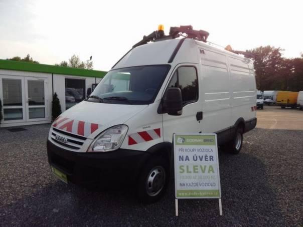 Iveco Daily 35C12 SERVISNÍ VŮZ, foto 1 Užitkové a nákladní vozy, Do 7,5 t | spěcháto.cz - bazar, inzerce zdarma