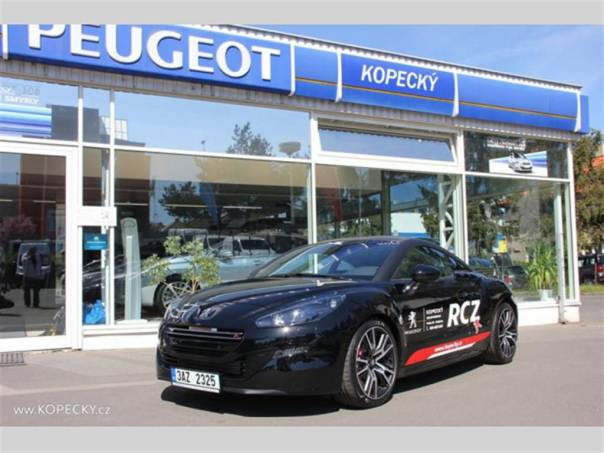 Peugeot RCZ R - ALLURE 1.6 270k MAN6, foto 1 Auto – moto , Automobily | spěcháto.cz - bazar, inzerce zdarma
