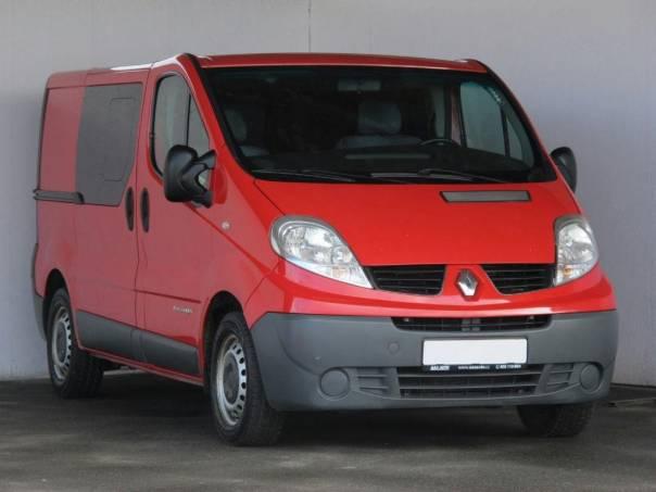 Renault Trafic 2.0 dCi, foto 1 Užitkové a nákladní vozy, Do 7,5 t | spěcháto.cz - bazar, inzerce zdarma
