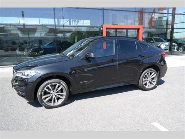 BMW X6 xDrive30d M-paket NOVÝ MODEL, foto 1 Auto – moto , Automobily | spěcháto.cz - bazar, inzerce zdarma
