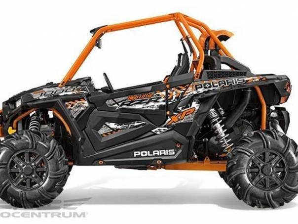 Polaris  RZR XP 1000 EPS HIGH LIFTER EDITION 2015, foto 1 Auto – moto , Motocykly a čtyřkolky | spěcháto.cz - bazar, inzerce zdarma