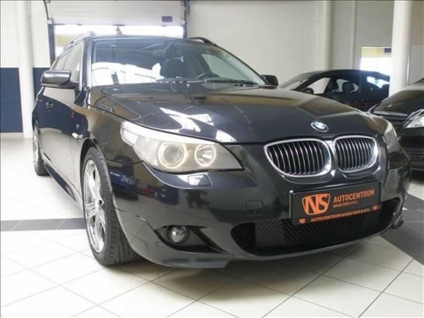 BMW Řada 5 3,0   530d AUT M-PAKET, foto 1 Auto – moto , Automobily | spěcháto.cz - bazar, inzerce zdarma