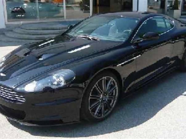 Aston Martin  5,9   DBS Coupé Automatik, foto 1 Auto – moto , Automobily | spěcháto.cz - bazar, inzerce zdarma