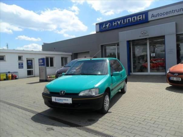 Peugeot 106 1,0 i, foto 1 Auto – moto , Automobily | spěcháto.cz - bazar, inzerce zdarma