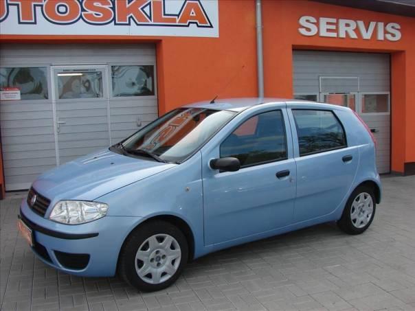 Fiat Punto 1.3 JTD, KOUP. ČR,MOD. 2004, foto 1 Auto – moto , Automobily | spěcháto.cz - bazar, inzerce zdarma