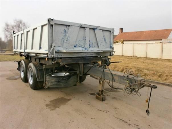STAHL TKA 18.13.1 (ID 9755), foto 1 Užitkové a nákladní vozy, Přívěsy a návěsy | spěcháto.cz - bazar, inzerce zdarma