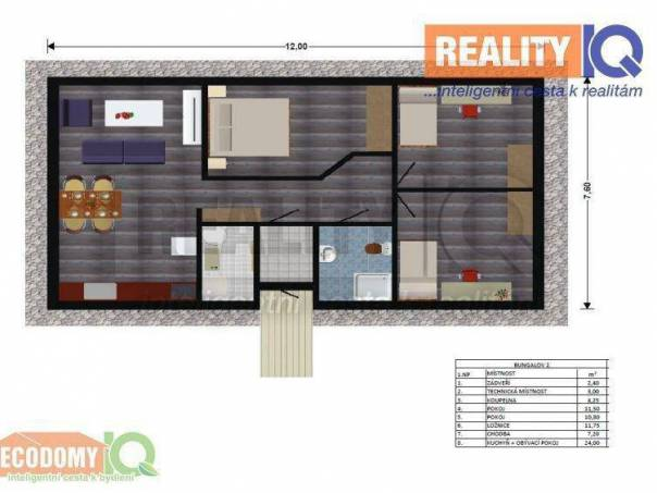 Prodej domu, Klášterská Lhota, foto 1 Reality, Domy na prodej | spěcháto.cz - bazar, inzerce