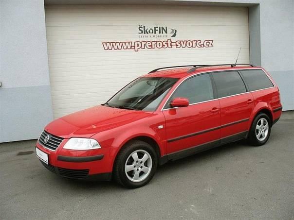Volkswagen Passat 1,9 TDi, foto 1 Auto – moto , Automobily | spěcháto.cz - bazar, inzerce zdarma