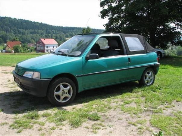 Peugeot 106 1,0 Rolland Garros  XN TOP STAV, foto 1 Auto – moto , Automobily | spěcháto.cz - bazar, inzerce zdarma