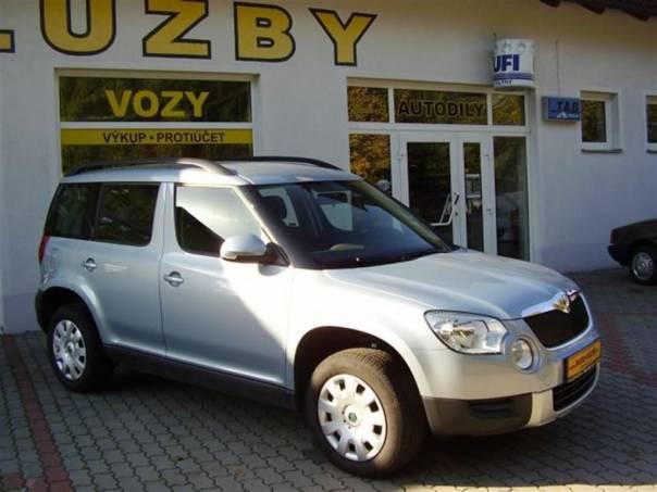 Škoda Yeti 1.2 TSi Active 4x2, foto 1 Auto – moto , Automobily | spěcháto.cz - bazar, inzerce zdarma