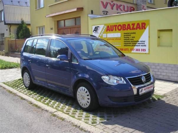 Volkswagen Touran 1.9 TDI Conceptline, foto 1 Auto – moto , Automobily | spěcháto.cz - bazar, inzerce zdarma