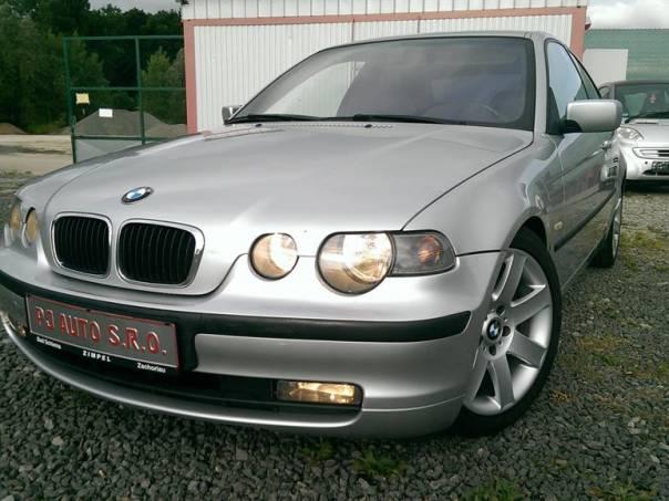 BMW Řada 3 318 Ti 103kW,M-Packet,Digi klima,ESP,, foto 1 Auto – moto , Automobily | spěcháto.cz - bazar, inzerce zdarma