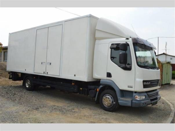 LF 45.250 12t spaní skř sklad, foto 1 Užitkové a nákladní vozy, Nad 7,5 t | spěcháto.cz - bazar, inzerce zdarma