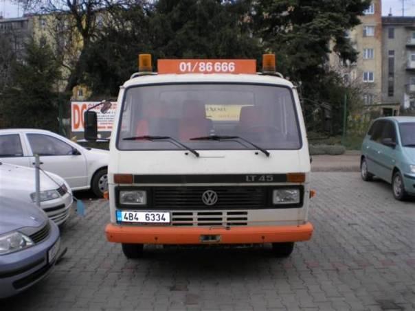Volkswagen  LT 45 Odtahovka, foto 1 Užitkové a nákladní vozy, Nad 7,5 t | spěcháto.cz - bazar, inzerce zdarma