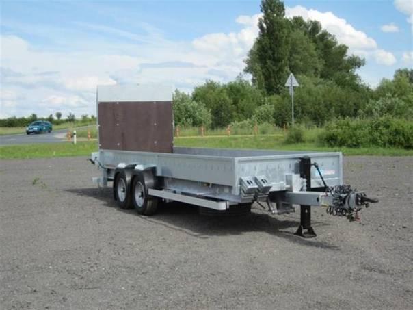 AGV 10t 6,30/1,80/0,40, foto 1 Užitkové a nákladní vozy, Přívěsy a návěsy | spěcháto.cz - bazar, inzerce zdarma
