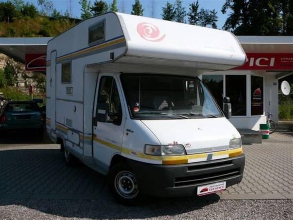 Ducato 2.5TDI 85kW--Eura mobil, foto 1 Užitkové a nákladní vozy, Camping   spěcháto.cz - bazar, inzerce zdarma