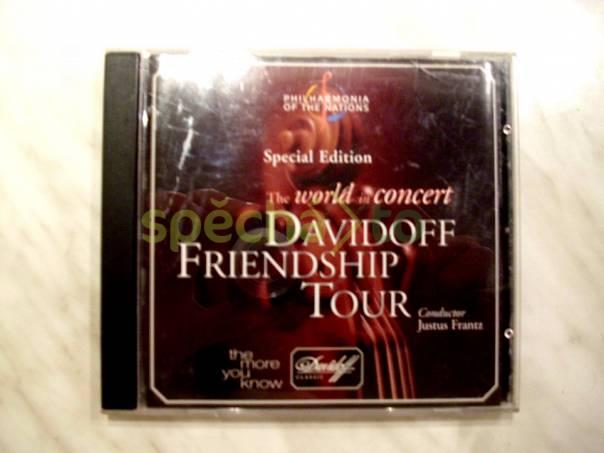 Philharmonia Of The Nations, Justus Frantz – Special Edition Davidoff Friendship Tour, foto 1 Hobby, volný čas, Hudba | spěcháto.cz - bazar, inzerce zdarma