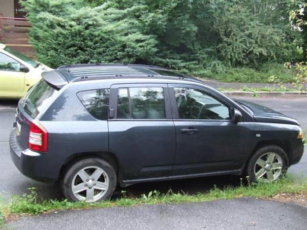 Jeep Compass 2,4  L, foto 1 Auto – moto , Automobily | spěcháto.cz - bazar, inzerce zdarma
