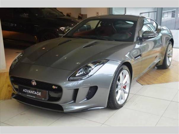 Jaguar  3.0 V6 S Coupe, foto 1 Auto – moto , Automobily | spěcháto.cz - bazar, inzerce zdarma