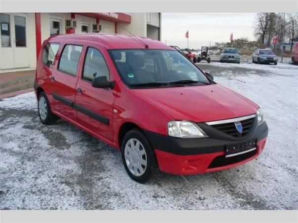 Dacia Logan MCV 1.5 dCi, klimatizace,el.př.okna,.., foto 1 Auto – moto , Automobily | spěcháto.cz - bazar, inzerce zdarma