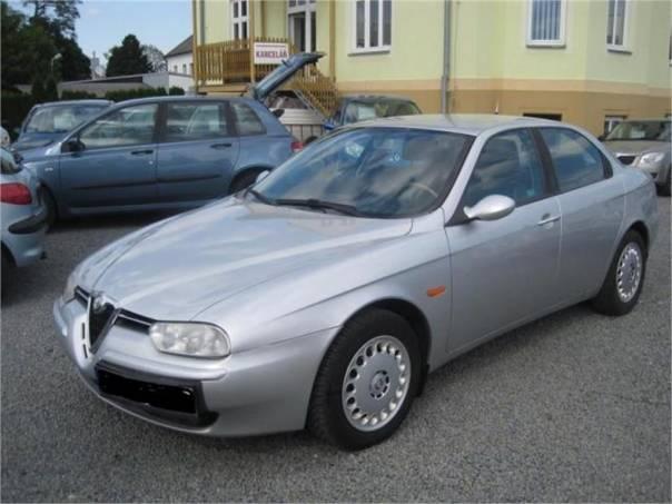 Alfa Romeo 156 2.0 16v  T.SPARK Klima,kůže., foto 1 Auto – moto , Automobily | spěcháto.cz - bazar, inzerce zdarma