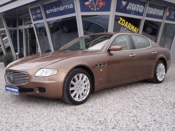 Maserati Quattroporte 4,2 Klima Automat, foto 1 Auto – moto , Automobily | spěcháto.cz - bazar, inzerce zdarma