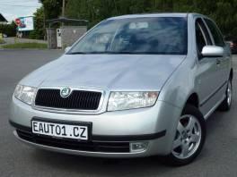 Škoda Fabia 1.9 SDI 47kW KLIMA 1.MAJITEL ŠÍBR TEMPOMAT