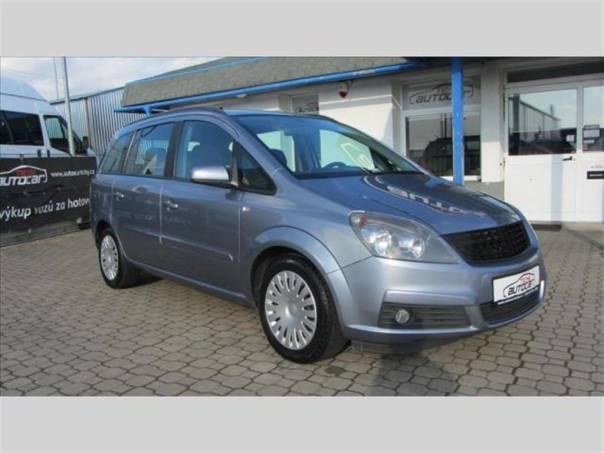 Opel Zafira 1.9 CDTi,Digi Klima,serviska, foto 1 Auto – moto , Automobily | spěcháto.cz - bazar, inzerce zdarma