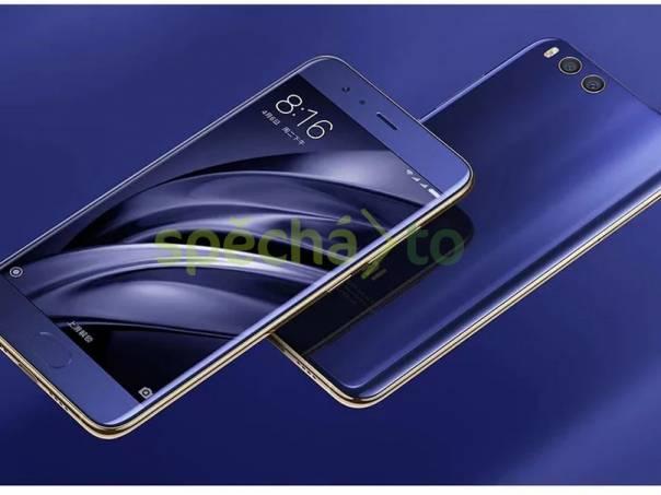 Mobilní telefon Xiaomi Mi 6 4G /Blue/ International vers. 6/64GB -NOVÝ, foto 1 Telefony a GPS, Mobilní telefony   spěcháto.cz - bazar, inzerce zdarma