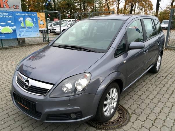 Opel Zafira 1.9 CDTI servisní knížka, foto 1 Auto – moto , Automobily | spěcháto.cz - bazar, inzerce zdarma