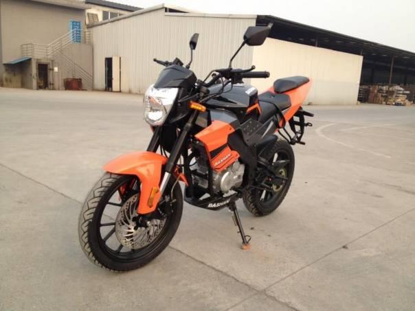 Bashan BS125S Street 125, foto 1 Auto – moto , Motocykly a čtyřkolky | spěcháto.cz - bazar, inzerce zdarma