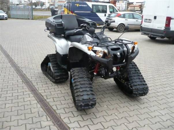 Grizzly 700 EPS +Tatou 4S, foto 1 Auto – moto , Motocykly a čtyřkolky   spěcháto.cz - bazar, inzerce zdarma