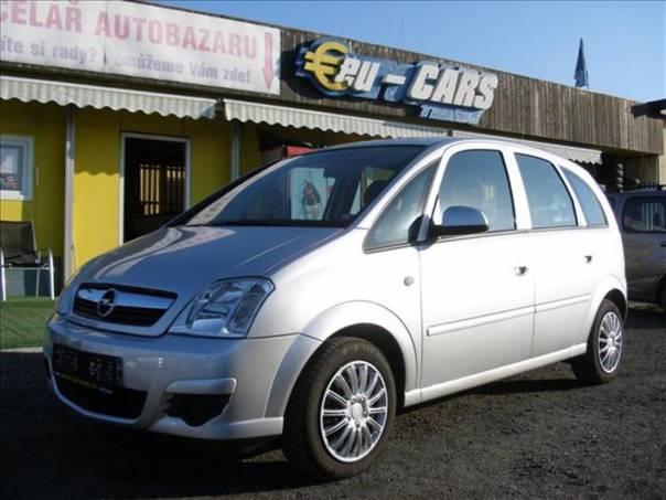 Opel Meriva 1.6 LPG,  ABS,KLIMA,LEVNÝ PROV, foto 1 Auto – moto , Automobily | spěcháto.cz - bazar, inzerce zdarma