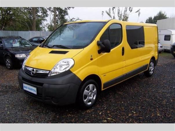 Opel Vivaro 2.0CDTi L2H1,ČR,84kw1maj.klima, foto 1 Užitkové a nákladní vozy, Do 7,5 t | spěcháto.cz - bazar, inzerce zdarma