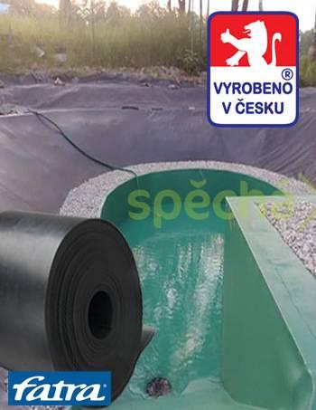 Jezírková fólie 1,5mm výprodej, foto 1 Zahrada, zahradní příslušenství, Bazény a příslušenství   spěcháto.cz - bazar, inzerce zdarma