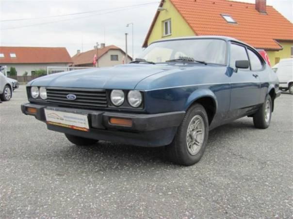 Ford Capri 1,6i velmi pěkný, foto 1 Auto – moto , Automobily   spěcháto.cz - bazar, inzerce zdarma