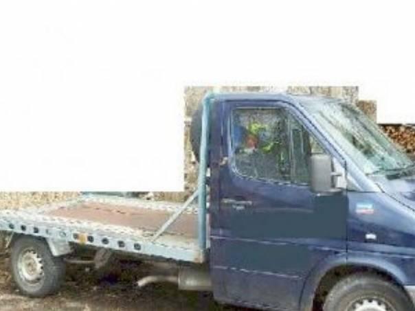 Mercedes-Benz Sprinter odtah, foto 1 Užitkové a nákladní vozy, Do 7,5 t | spěcháto.cz - bazar, inzerce zdarma