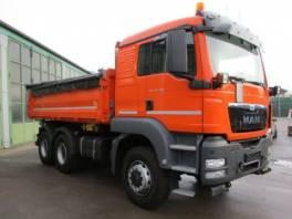 MAN  TGS 26.440  6x6  S3 EURO 5 , Užitkové a nákladní vozy, Nad 7,5 t  | spěcháto.cz - bazar, inzerce zdarma