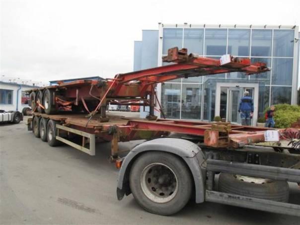 kontejnerový, foto 1 Užitkové a nákladní vozy, Přívěsy a návěsy | spěcháto.cz - bazar, inzerce zdarma