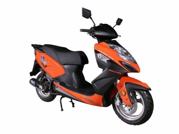 Kentoya  EAGLE KING 125 4T, foto 1 Auto – moto , Motocykly a čtyřkolky | spěcháto.cz - bazar, inzerce zdarma