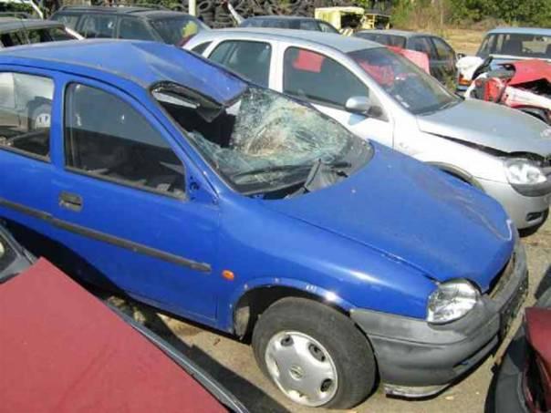 Opel Corsa B na ND, foto 1 Náhradní díly a příslušenství, Osobní vozy | spěcháto.cz - bazar, inzerce zdarma