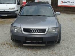 Audi A6 Allroad 2.5 TDi Sline , Auto – moto , Automobily  | spěcháto.cz - bazar, inzerce zdarma