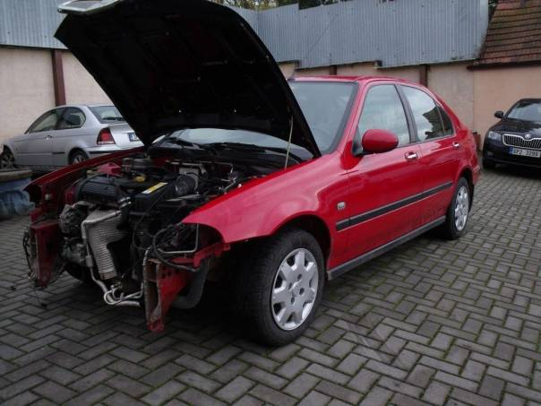 Rover 45 1.6i, foto 1 Auto – moto , Automobily | spěcháto.cz - bazar, inzerce zdarma