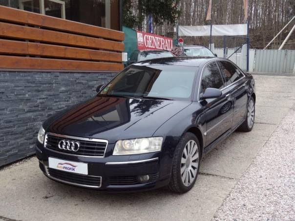 Audi A8 3.7i QUATTRO XENONY NAVI, foto 1 Auto – moto , Automobily | spěcháto.cz - bazar, inzerce zdarma