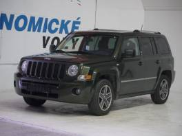 Jeep Patriot 2,4 Limited/záruka