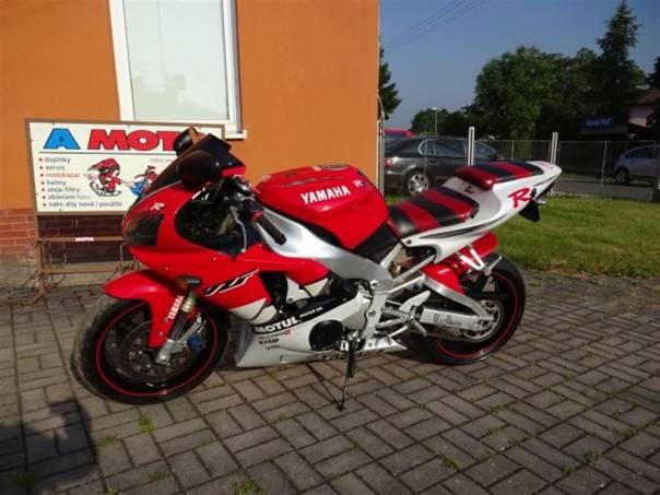 Yamaha YZF-R R1, foto 1 Auto – moto , Motocykly a čtyřkolky   spěcháto.cz - bazar, inzerce zdarma