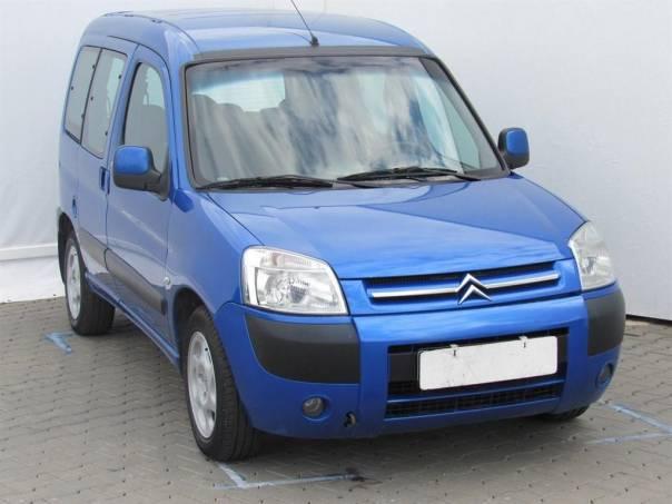 Citroën Berlingo  1.6 16V, Serv.kniha,ČR, foto 1 Auto – moto , Automobily | spěcháto.cz - bazar, inzerce zdarma