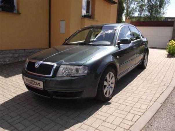 Škoda Superb 2,5 TDI   **  120 kW  **, foto 1 Auto – moto , Automobily | spěcháto.cz - bazar, inzerce zdarma