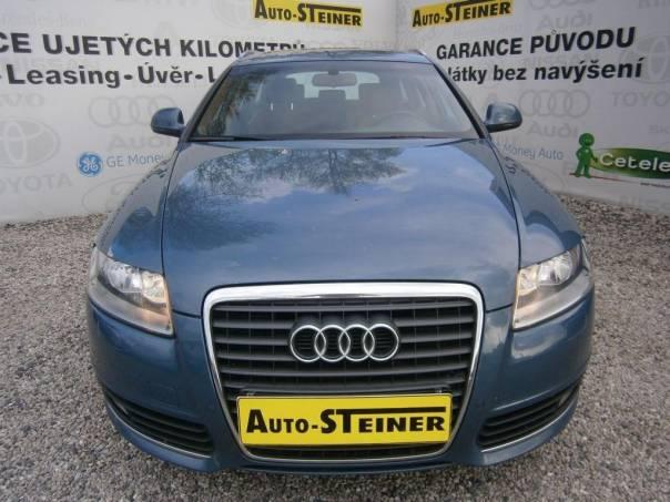 Audi A6 2.0TDI Navigace, Kůže, Automat , foto 1 Auto – moto , Automobily | spěcháto.cz - bazar, inzerce zdarma